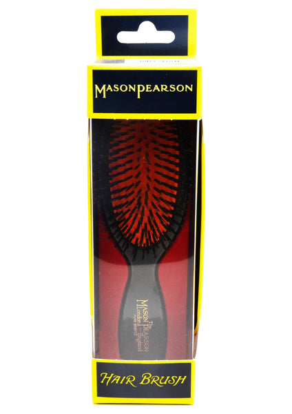 Mason Pearson, HAIR BRUSH Pocket Pure Bristles B4