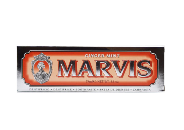 Marvis, TOOTHPASTE Ginger Mint