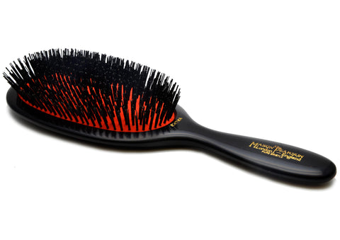 Mason Pearson, HAIR BRUSH Small Extra Pure Bristles B2