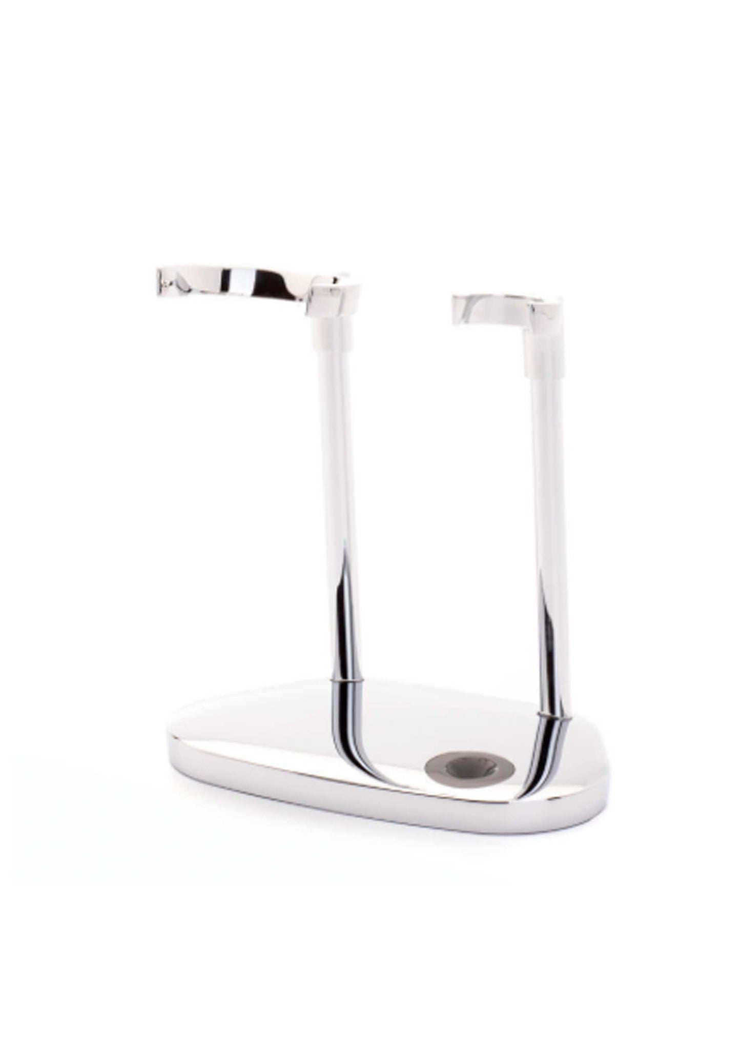 Muhle, CHROME STAND FOR KOSMO SHAVING BRUSH & RAZOR RHM87 Double Stand