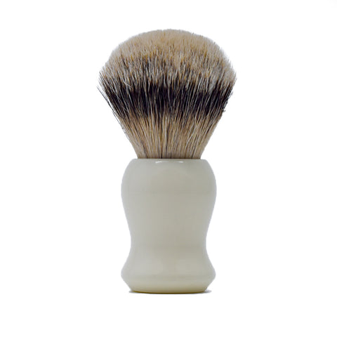 St. James Shaving Emporium, Shaving Brush Silver Tip Badger 501