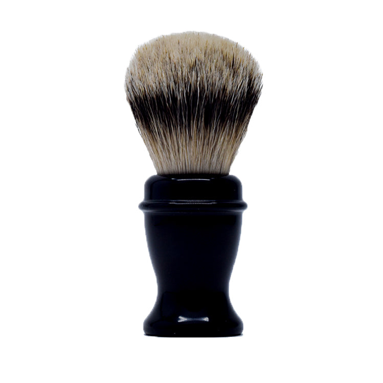 St. James Shaving Emporium, Shaving Brush Silver Tip Badger 504