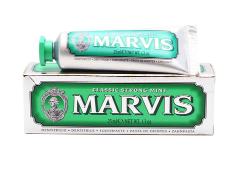 Marvis, TOOTHPASTE Classic Strong Mint