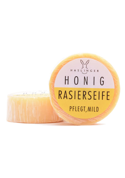 Haslinger, HARD SHAVING SOAP Refill, 60g
