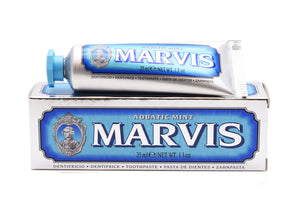 Marvis, TOOTHPASTE Aquatic Mint