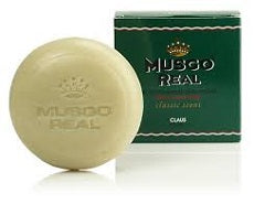 Musgo, Classic Scent HARD SHAVING SOAP , 125g