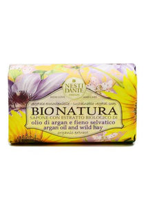 Nesti Dante bionatura again oil and wild hay soap