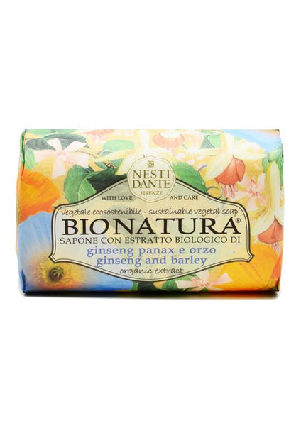 Nesti Dante bionatura ginseng and barley soap