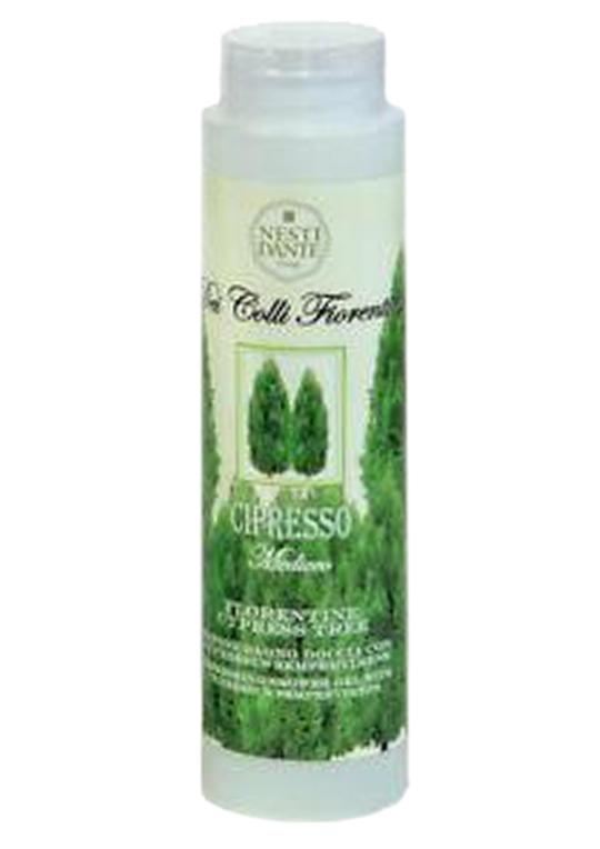Nesti Dante dei colli fiorentini cypress tree shower gel