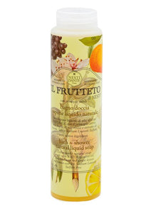 Nesti Dante il frutteto shower gel