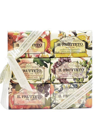 Nesti Dante il frutteto soap collection