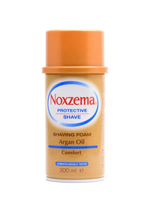 Noxzema organ oil shaving foam 300ml