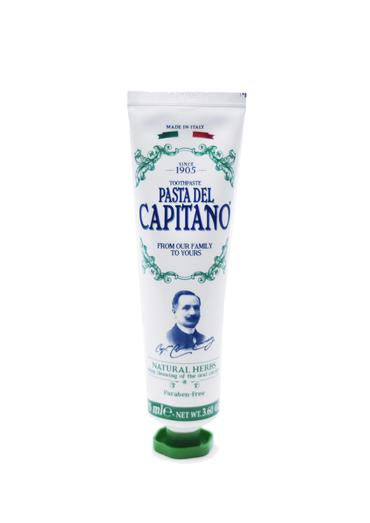 Pasta del Capitano natural herb toothpaste 75ml