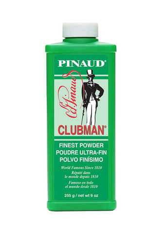 Pinaud Clubman body talcum powder