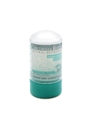 60 gram Sal natural alum deodorant closed