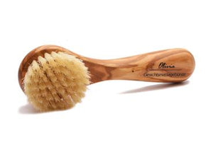St James Shaving Emporium 15.5cm natural bristle face brush
