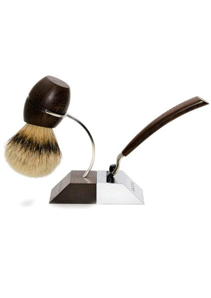 Acca Kappa SHAVING BRUSH with Stand