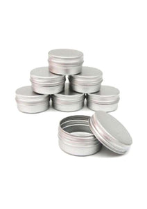 St James Shaving Emporium hard shaving soap tins