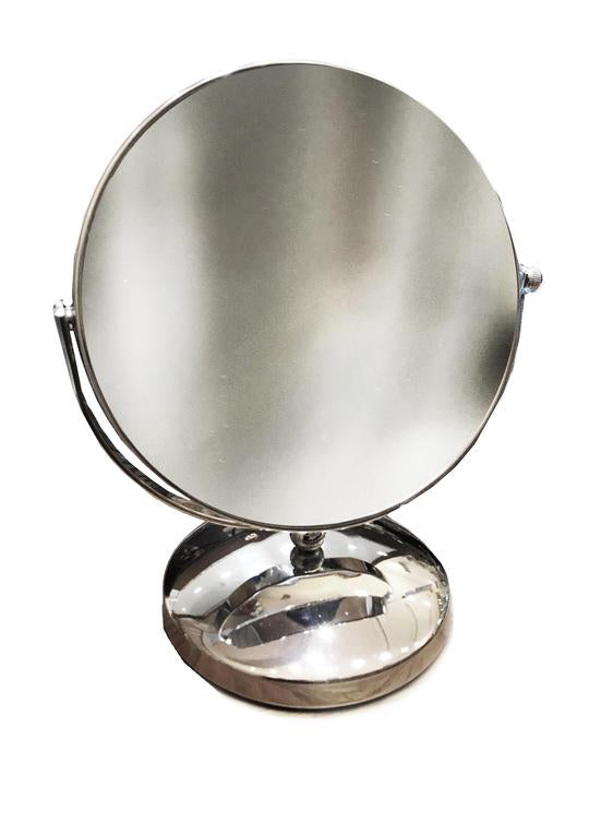 St James Shaving Emporium 10 times magnification mirror with short stand