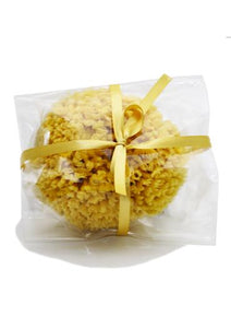 St James Shaving Emporium natural sea sponge medium