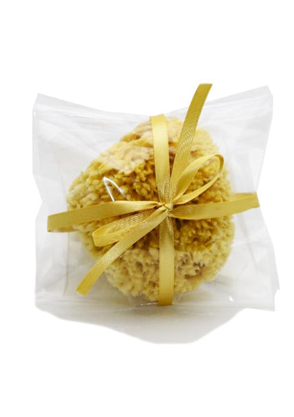 St James Shaving Emporium natural sea sponge small