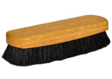 St James Shaving Emporium shoe buffing brush with black bristles