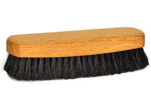 St James Shaving Emporium shoe polishing brush with black bristles