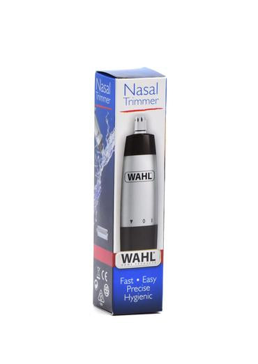 Wahl electric nose trimmer in box
