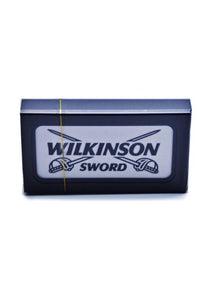Packet of Wilkinson Sword double edge razor blades