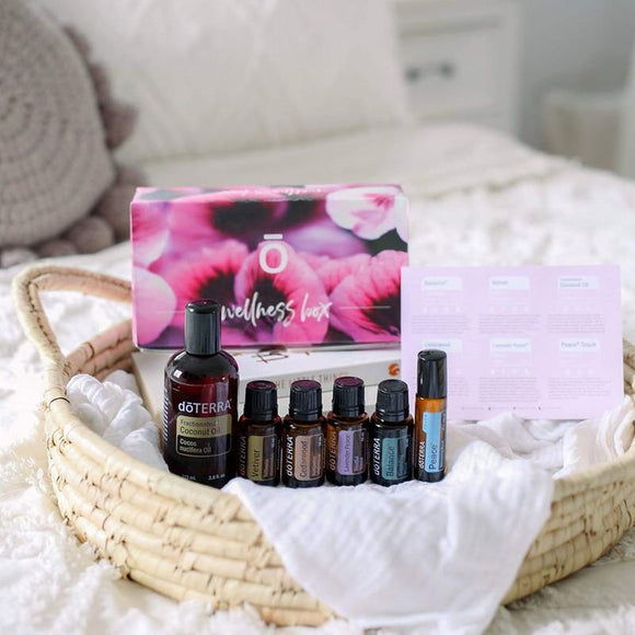 Bedtime Bliss Wellness Box doTERRA - Melissa Mitchell Health & Wealth