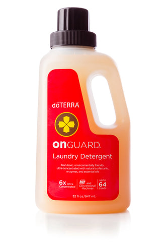 On Guard Laundry Detergent 947ml doTERRA - Blue Bubble Aroma Supplies