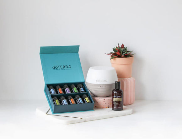 Home Essentials Kit doTERRA - Melissa Mitchell Health & Wealth