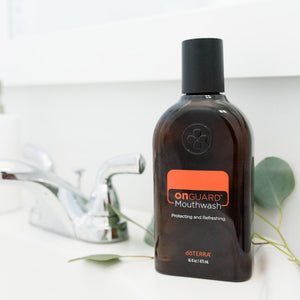 On Guard Mouthwash 473ml doTERRA - Melissa Mitchell Health & Wealth