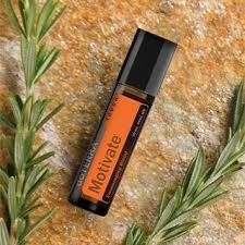 Motivate Encouraging Blend - Touch doTERRA 10ml - Melissa Mitchell Health & Wealth