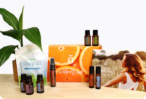 Seasonal Essentials Wellness Box doTERRA - Melissa Mitchell Health & Wealth