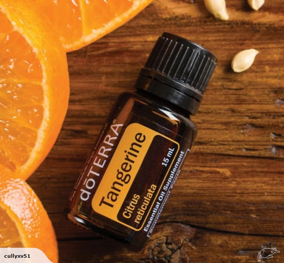 Tangerine Essential Oil 15ml doTERRA - Melissa Mitchell Health & Wealth