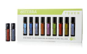 Touch Enrolment Kit doTERRA - Melissa Mitchell Health & Wealth