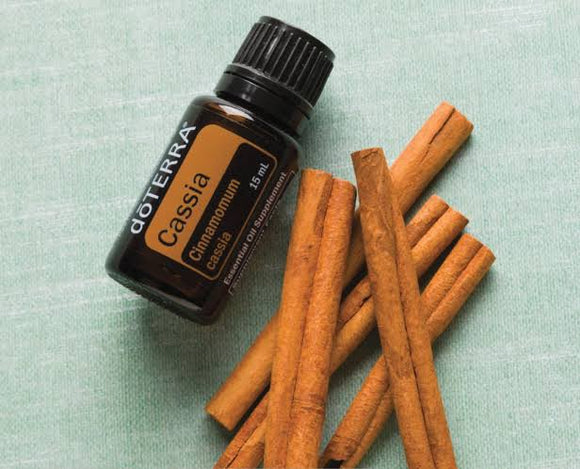 Cassia Essential Oil 15ml doTERRA - Melissa Mitchell Health & Wealth