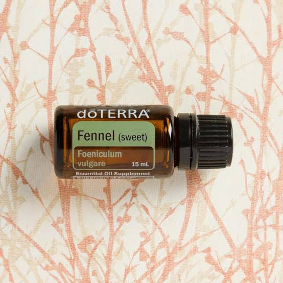Fennel Essential Oil 15ml doTERRA - Melissa Mitchell Health & Wealth