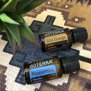 Manifest Abundance Duo | Essential Oils - Melissa Mitchell Health & Wealth