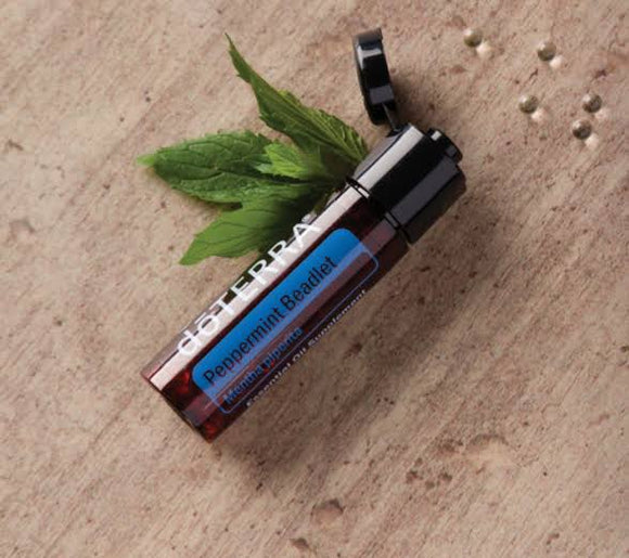 Peppermint Beadlet 125 beads doTERRA - Melissa Mitchell Health & Wealth