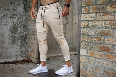 Men's Essential Tapered Sweat-Pants V2 - FITNESS ENGINEERING