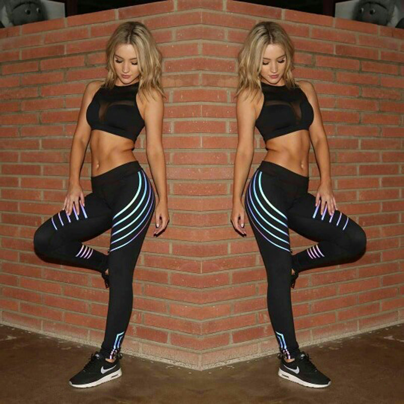 Women's High Waist Leggings