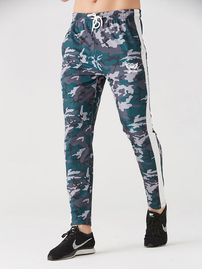 Men's Camo Optic Joggers-FITNESS ENGINEERING
