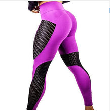 Women's Mesh Breathable Leggings