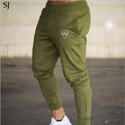 Men's Essential Tapered Sweat-Pants-FITNESS ENGINEERING
