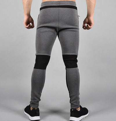 Men's Essential Tapered Sweat-Pants V6-FITNESS ENGINEERING