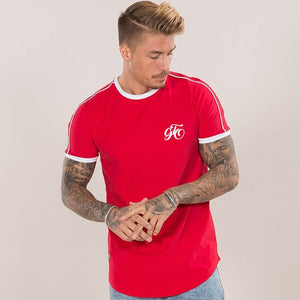 Men's Signature Curve Hem Tee