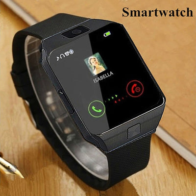 Unisex Smart Watch & Fitness Tracker-FITNESS ENGINEERING
