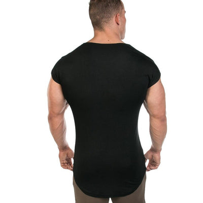 Men's Muscle Tee V2-FITNESS ENGINEERING